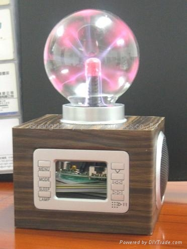 MP3 Speaker with magic ball 2