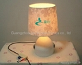 Table  lamp with MP3 Speaker