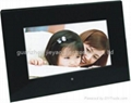 7 Inch digital picture frame 4
