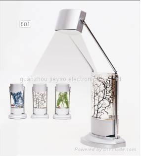 小夜燈功能LED桌面臺燈 1