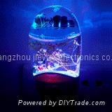 Aquarium color changing LED night light 2