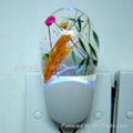 Aquarium color changing LED night light 3