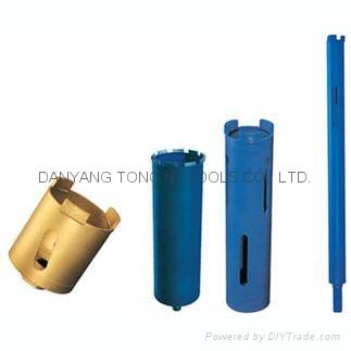 Diamond Core Drills 1