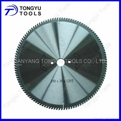 Saw Blades For Aluminium-Industry