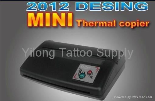 热卖迷你纹身转印机图片