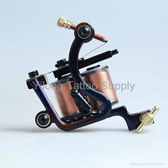 SLIM HANDMADE SHADER TATTOO MACHINE