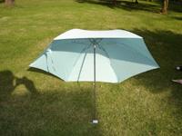 四节铝超轻伞