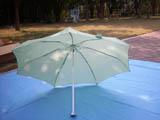 五节铝超轻伞