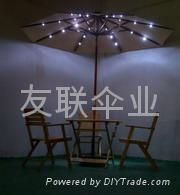 供应太阳能庭院伞,沙滩伞,太阳伞