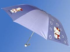 仿天堂三节伞