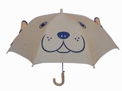 儿童伞带耳朵