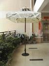 供应1.5M木制庭院伞,沙滩伞,太阳伞