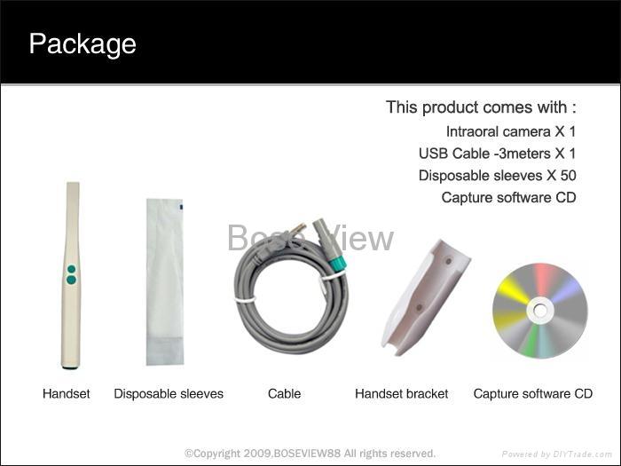 Dental camera hk-780 usb