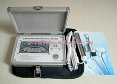NEW Mini Quantum Magnetic Resonance Health Diagnosis Analyzer & English software