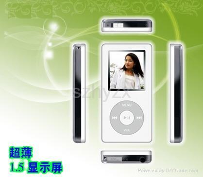 ipod nano mp4 HY-119 1