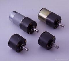 planter geared motor