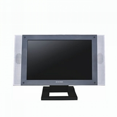 "17""LCD Monitor with TV function"