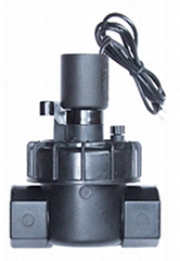 Solenoid Valve with Manual (1'' FIPTXFIPT)