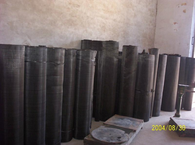 plain steel wire mesh (TIANRUI) 1