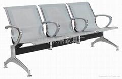 休闲沙发,办公沙发,等候椅L-124