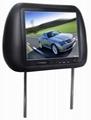 8.0 inch Screen Headrest In-Car LCD