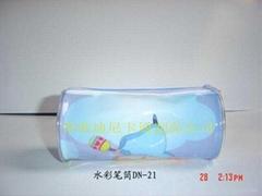 PVC笔筒