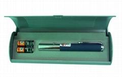 橡胶短型激光指挥棒