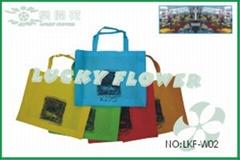 环保布手袋-广州市白云区乐开花无纺布手袋厂