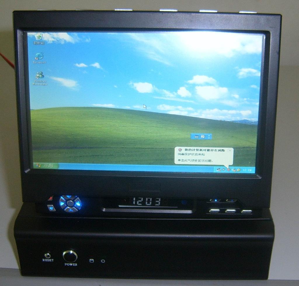 Car PC +Car DVD + Car GPS 1