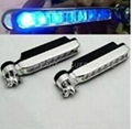 LED New Style Daytime Running Light With Wind Power
