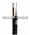 CCTV RG6/U with Power Cable Siamese
