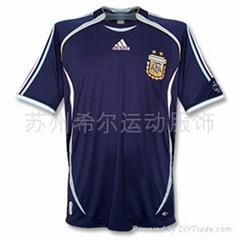 足球運動服飾-阿根廷客場