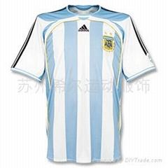 足球運動服飾-阿根廷主場