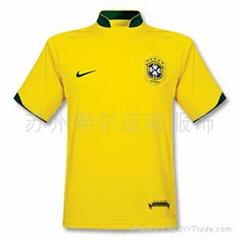 足球運動服飾-巴西國家隊主場