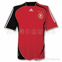 足球運動服飾-德國國家隊客場