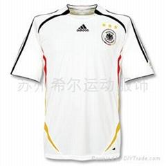 足球運動服飾-德國國家隊主場