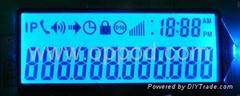 定制各种段码液晶显示模块