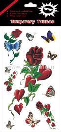 纹身贴纸 - jc-884 - 嘉诚印务 (中国 广东省 生产商)