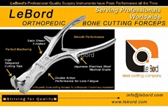 Orthopedic Bone Cutting Forceps