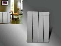 copper & aluminum radiator