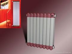 steel & aluminum radiator