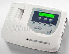 Digital One Channel Electrocardiograph/ECG machine/ECG recorder