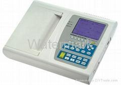 Digital Twelve Channel ECG /ECG Machine