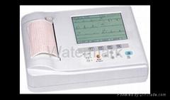 Digital 6-channel Electrocardiograph