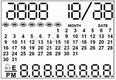 计算器万年历IC