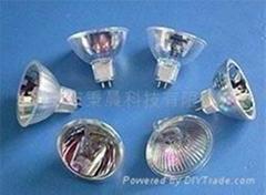 卤素灯;医疗卤素灯;光学仪器用灯;投影仪灯;各种杯灯米泡灯。