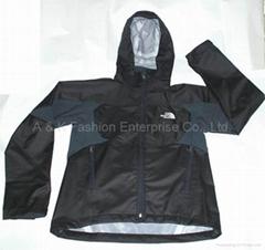 防水透氣夾克