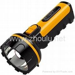 8847 LED充电电筒