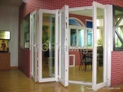 PVC window and door