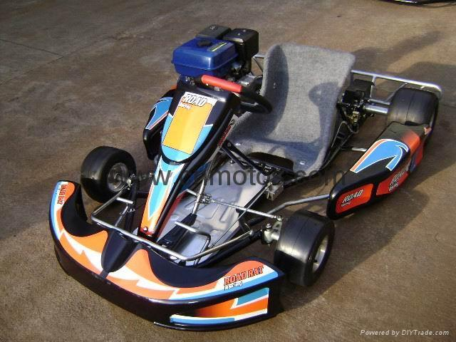 270cc with wet clutch racing go kart(FRK-270A) 1